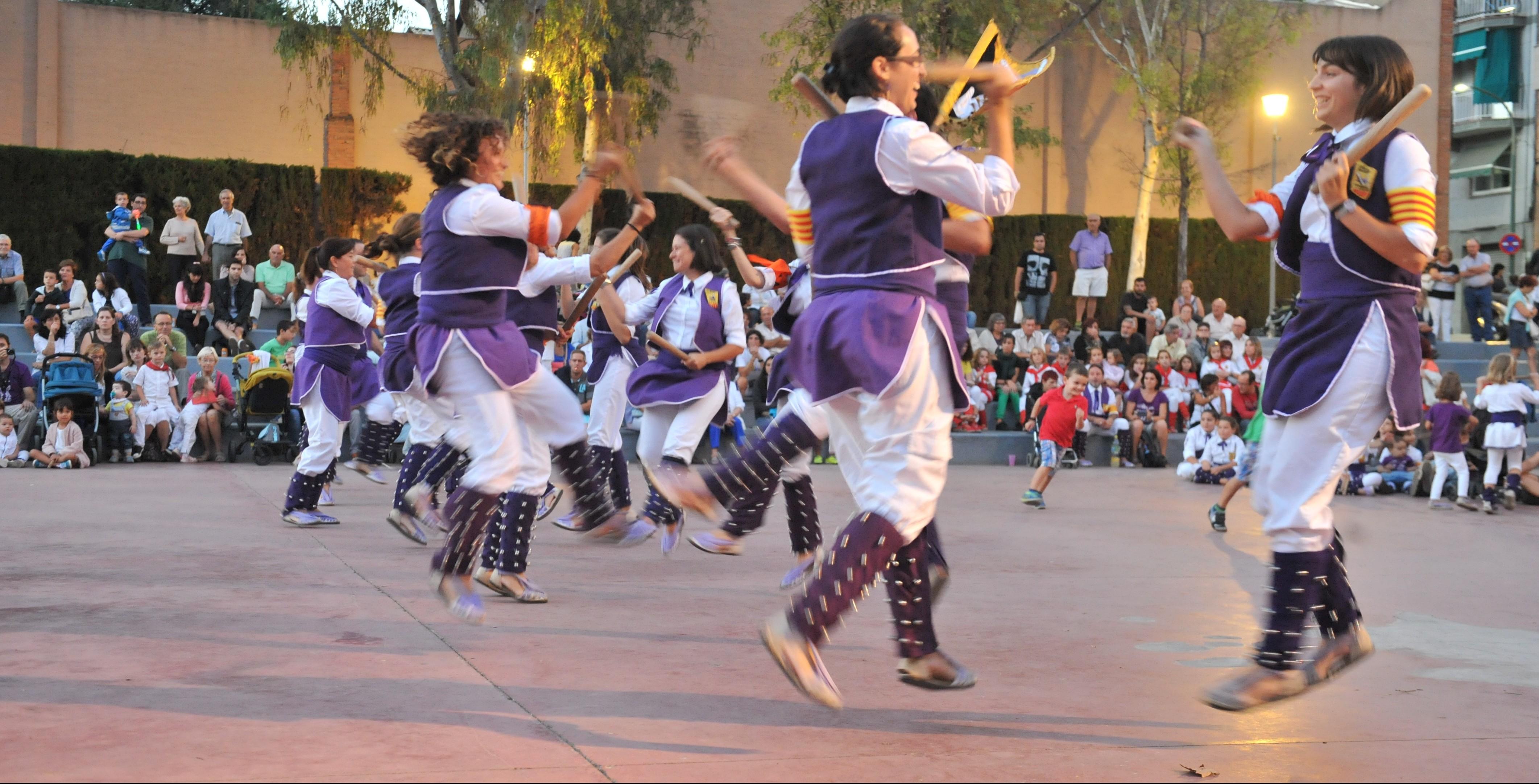 Resultado de imagen de Festa major a Esplugues